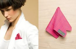 Every Lady or Gentleman Should Carry a Silk Handkerchief