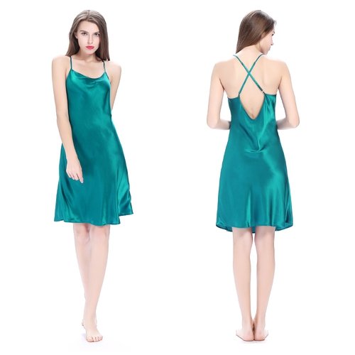 500-dark-teal-22-momme-crossed-back-silk-nightgown-01
