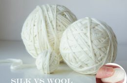SILK VS WOOL