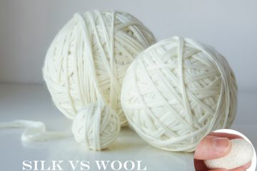 SILK VS WOOL