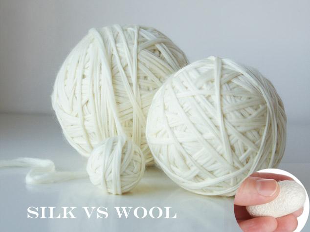 Silk Vs Wool Lilysilk