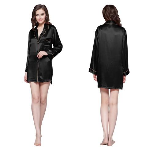 500-black-22-momme-contra-trim-silk-nightshirt